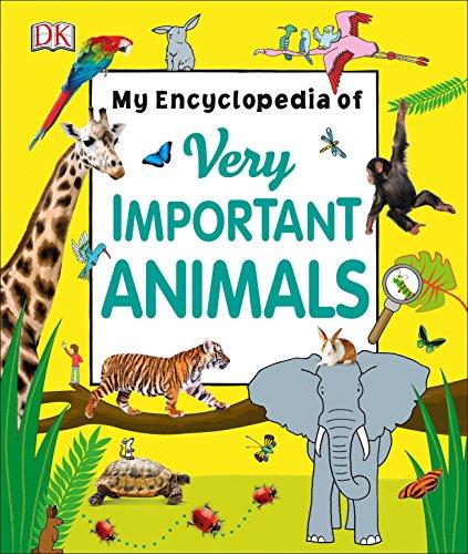 My Encyclopedia of Very Important Animals [DK] (Tapa Dura)