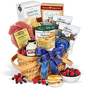Easter Morning Breakfast Gift Basket™
