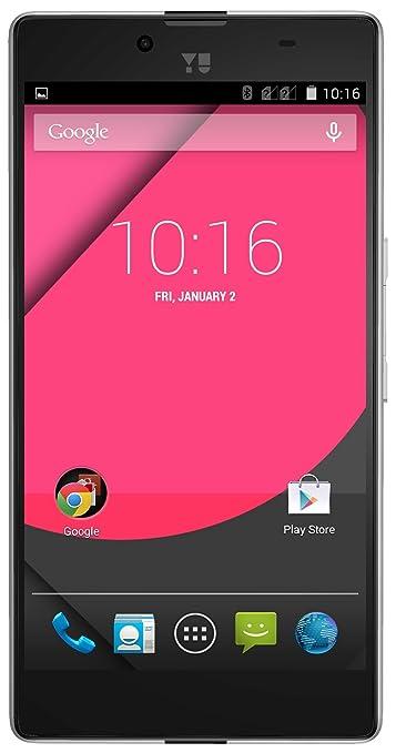 YU Yuphoria on Android (Buffed Steel)