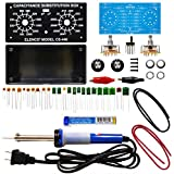 Elenco  Capacitor Substitution Box Soldering Kit with Iron and Solder