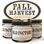 Old Factory Candles FALL HARVEST set...