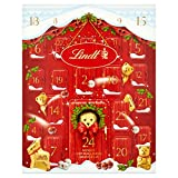 Lindt Bear Advent Calendar 250 g