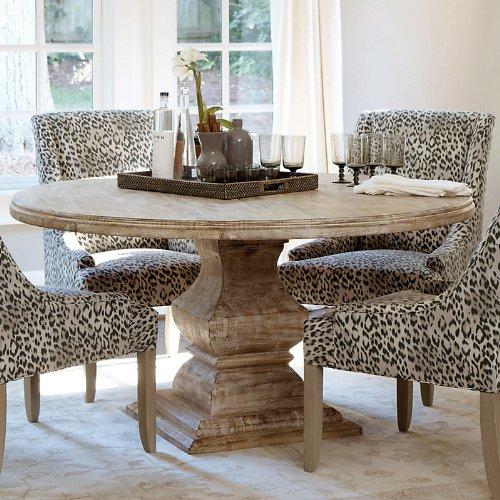 Andrews Pedestal Dining Table Ballard Designs Larabarroslima02
