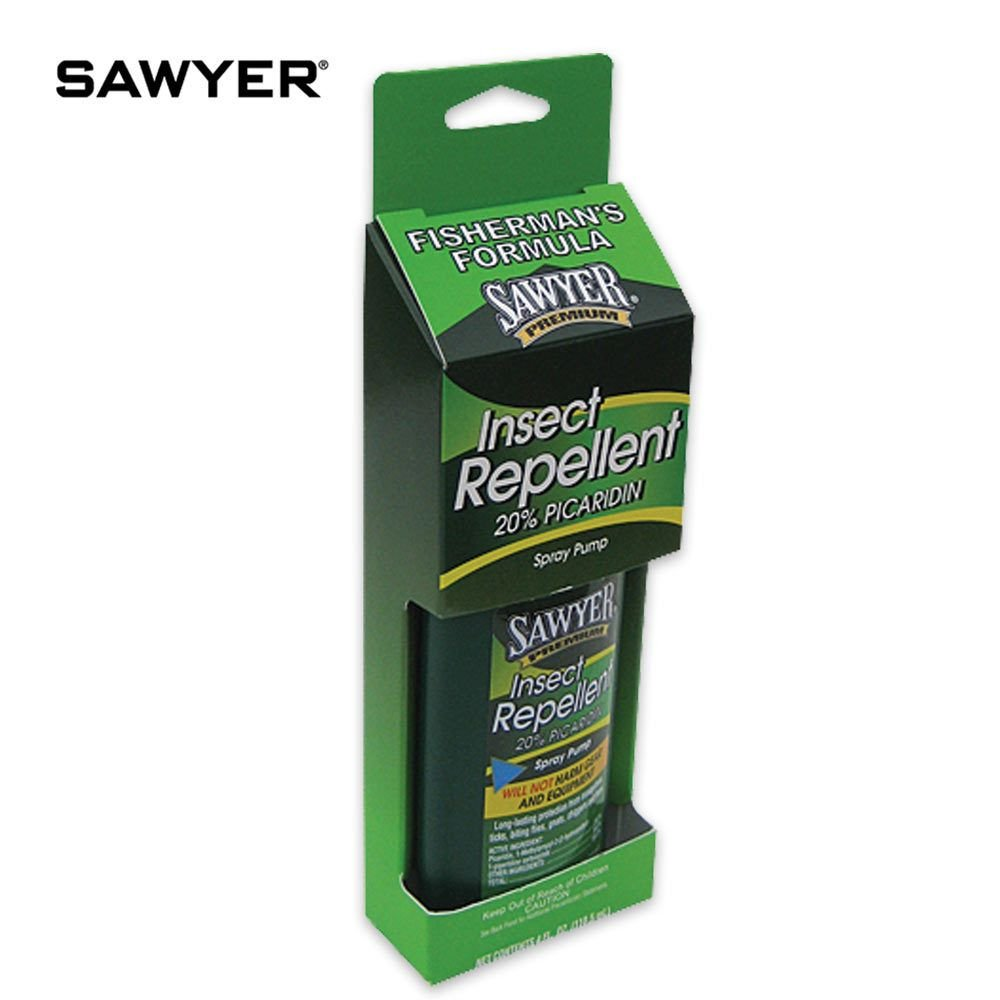 Sawyer Fisherman Formula Picaridin Insect Repellent