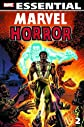 Essential Marvel Horror Volume 2 TPB (Essential)