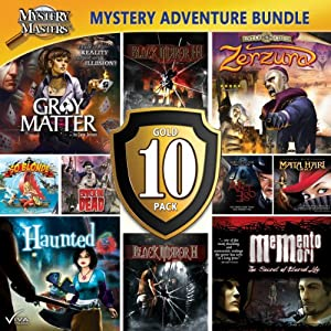 WatFile.com Download Free : Mystery Masters: 10-Pack Adventure Bundle [Download