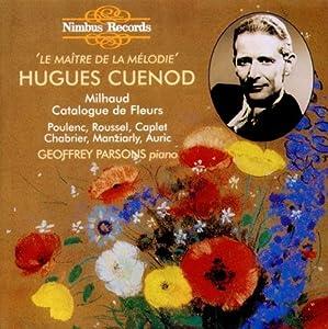 Cuenod, h/parsons, g - Hugues Cuenod: Le Maître de la