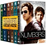 Numb3rs�: Six Season Pack (31pc) (Ws)