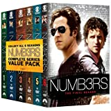 Numb3rs: The Complete Series ~ Rob Morrow