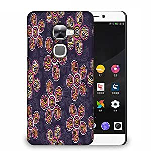 Snoogg Abstract Floral Grey Pattern Designer Protective Phone Back Case Cover For Samsung Galaxy J1