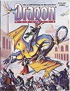 Dragon Magazine #195 (July, 1993) by TSR…