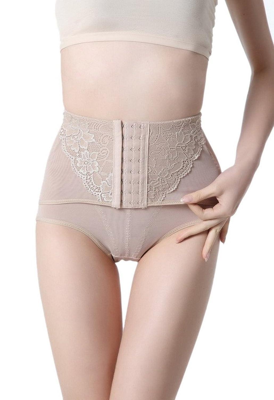 Bigood Figur-Body Frauen Miederpants Body Bodyshaper Figurenformend Taillenslip online bestellen