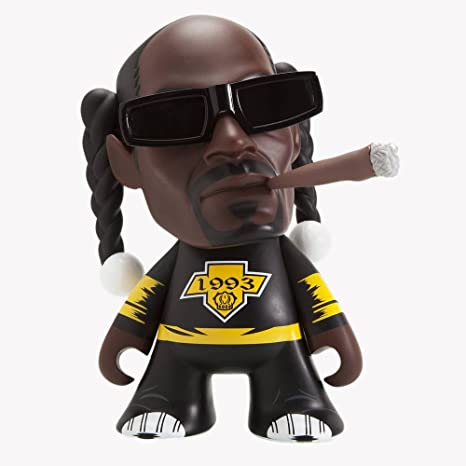 Kidrobot - SNOOP DOGG 6-inch Figure /18cm Figurine Collector !!!