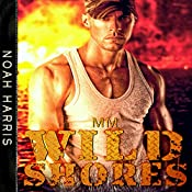 MM: Wild Shores: Paranormal Shifter - M/M Navy Seal, Book 2 | Noah Harris