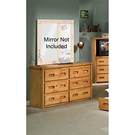 Chelsea Home Furniture 3544775 Dresser with 6 Drawer