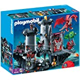 Playmobil - 4835 - Jeu de construction - Citadelle du Dragon Rougepar Playmobil