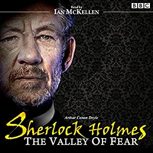 Sherlock Holmes: Valley of Fear Radio/TV Program