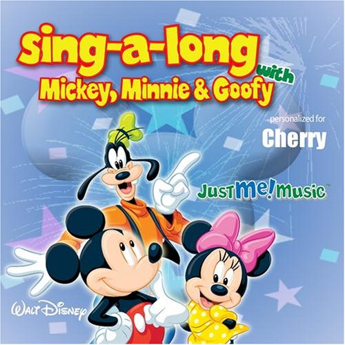 Sing Along  Mickey, Minnie and Goofy: Cherry