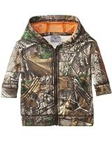 Carhartt Baby Boys' Camo Zip Front Sweatshirt