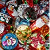 Christmas Festive Chocolate Foils 500g Bag