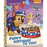 Puppy Birthday to You! (Paw Patrol) Inglés, pasta dura