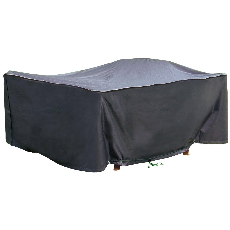 Premium Schutzhülle für Stzgruppe 200x160x70 cm – Oxford 420 D Gewebe wasserdicht 18069 bestellen