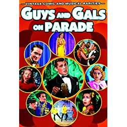 Guys and Gals on Parade: Foolish Hearts / Talent Auction / Bob's Busy Day / Sing with the Stars (1944) / The Game of Love