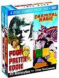 Blu-Ray Twin Pack: Poor Pretty Eddie & Carnival Magic