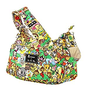 Ju-Ju-Be Hobo Be Diaper Bag, Animalini by Ju-Ju-Be