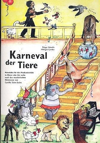 karneval der tiere unterrichtsmaterial