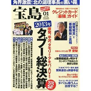 宝島 2014年 01月号 [雑誌]