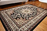 Generations New Oriental Traditional Isfahan Persian Area Rug, 2' x 3',...