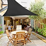 Greenbay Sun Shade Sail Garden Patio...