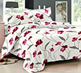 Ahmedabad Cotton Comfort 100% Cotton Double Bedsheet