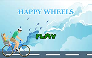 Happy Bike Wheels from candygame