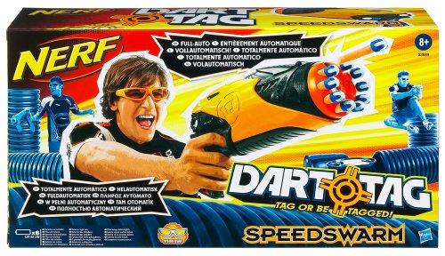 Hasbro - 33689 - Nerf - Dart Tag - Speedswarm