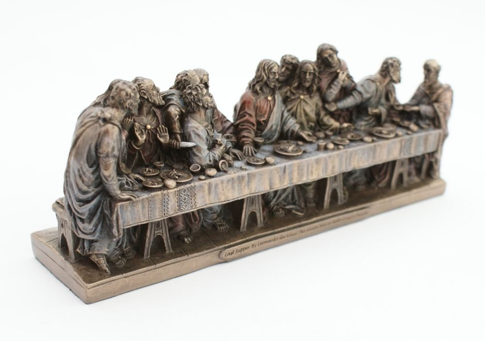 Veronese Last Supper Statue Jesus Christ THE LAST SUPPER