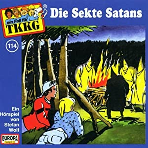 Ein Fall fuer TKKG - Folge 114: Die Sekte Satans