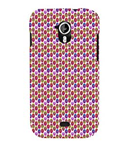 Records Donut Cycle Wheel 3D Hard Polycarbonate Designer Back Case Cover for Micromax Canvas HD A116 :: Micromax Canvas HD Plus A116Q