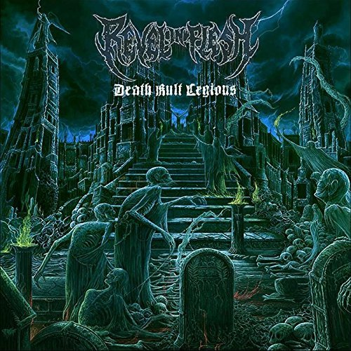 Death Kult Legions by REVEL IN FLESH (2014-08-03)