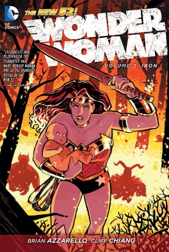 Wonder Woman Volume 3: Iron HC (The New 52)