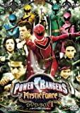 POWER RANGERS MYSTIC FORCE DVD-BOX1【DVD】
