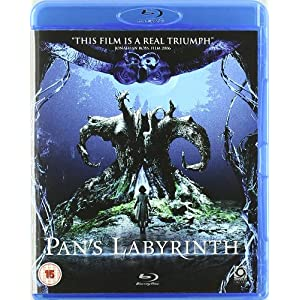 Pan's Labyrinth [Blu-ray] - 1 disc - $OLD OUT
