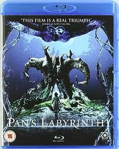 Pan's Labyrinth [Blu-ray] [Import anglais]