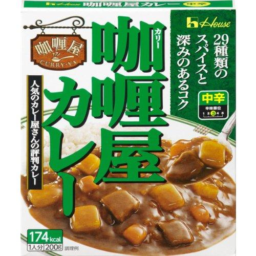 House Curry ya Curry 200 g x 10
