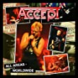 All Areas-Worldwide (Live 2cd)