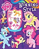 img - for My Little Pony Winning Style: Stories, Activites, and Tattoos (My Little Pony (Reader's Digest)) book / textbook / text book