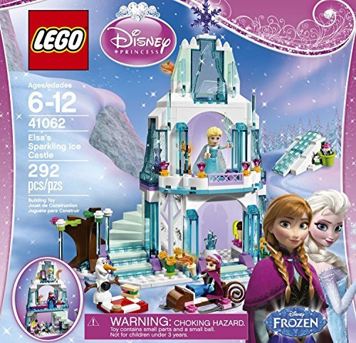 Lego Educational Toys Premium Disney Frozen Set For 6 Year Olds Girls With Minifigures Classic Creative Box