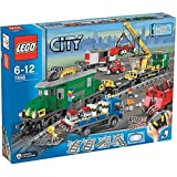 LEGO City 7898 Cargo Train Deluxe