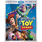 Toy Story 3D (BD 3D + Blu-ray + DVD + Digital Copy) (Bilingual)by Tom Hanks